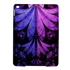 Beautiful Lilac Fractal Feathers of the Starling iPad Air 2 Hardshell Cases