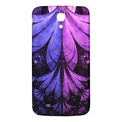Beautiful Lilac Fractal Feathers of the Starling Samsung Galaxy Mega I9200 Hardshell Back Case