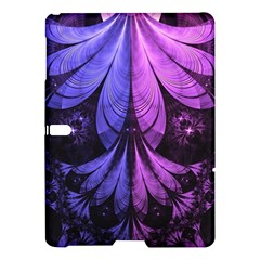 Beautiful Lilac Fractal Feathers of the Starling Samsung Galaxy Tab S (10.5 ) Hardshell Case