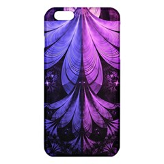 Beautiful Lilac Fractal Feathers of the Starling iPhone 6 Plus/6S Plus TPU Case