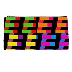 Colorful rectangles and squares                  Pencil Case
