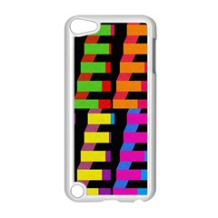 Colorful rectangles and squares                  Apple iPod Touch 5 Case (Black)