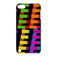 Colorful rectangles and squares                  Apple iPhone 5 Hardshell Case with Stand
