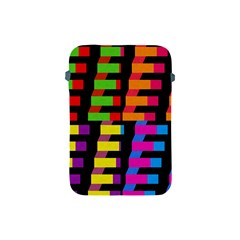 Colorful rectangles and squares                  Apple iPad 2/3/4 Zipper Case