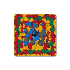 Stained glass                        Magnet (Square)