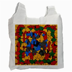 Stained glass                        Recycle Bag