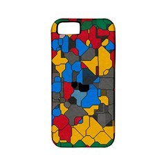 Stained glass                  Apple iPhone 4/4S Hardshell Case (PC+Silicone)
