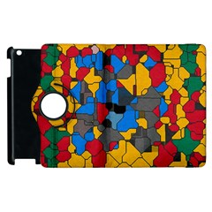 Stained glass                  Apple iPad 2 Flip 360 Case