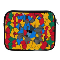 Stained glass                  Apple iPad 2/3/4 Protective Soft Case