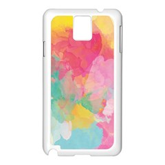 Pastel watercolors canvas                  Apple iPhone 5C Seamless Case (White)
