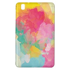 Pastel watercolors canvas                  Samsung Galaxy Tab Pro 10.1 Hardshell Case
