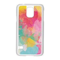 Pastel watercolors canvas                  Motorola Moto G (1st Generation) Hardshell Case