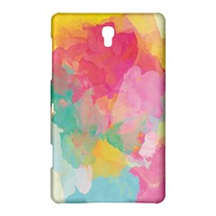 Pastel watercolors canvas                  Samsung Galaxy Tab 4 (10.1 ) Hardshell Case