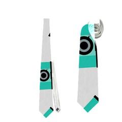 Old cameras pattern                        Necktie
