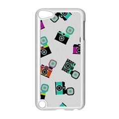 Old cameras pattern                  Apple iPod Touch 5 Case (Black)