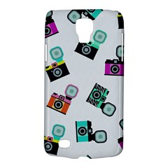 Old cameras pattern                  Samsung Galaxy Ace 3 S7272 Hardshell Case