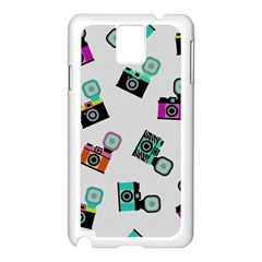 Old cameras pattern                  Apple iPhone 5C Seamless Case (White)