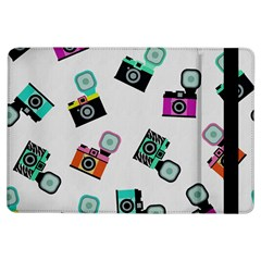 Old cameras pattern                  Apple iPad Mini 2 Flip Case