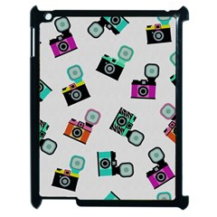 Old cameras pattern                  Apple iPhone 4/4s Seamless Case (White)