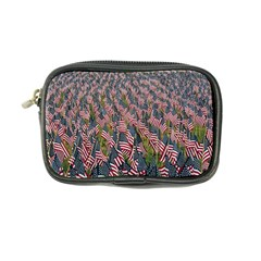 Repetition Retro Wallpaper Stripes Coin Purse