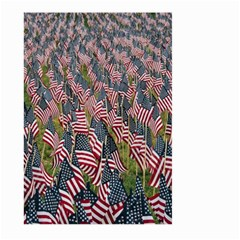 Repetition Retro Wallpaper Stripes Large Garden Flag (two Sides)