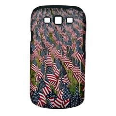 Repetition Retro Wallpaper Stripes Samsung Galaxy S Iii Classic Hardshell Case (pc+silicone)