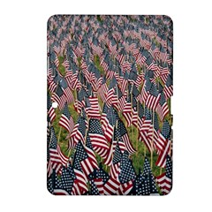 Repetition Retro Wallpaper Stripes Samsung Galaxy Tab 2 (10.1 ) P5100 Hardshell Case