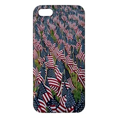 Repetition Retro Wallpaper Stripes iPhone 5S/ SE Premium Hardshell Case