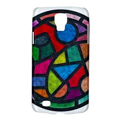 Stained Glass Color Texture Sacra Galaxy S4 Active