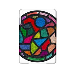 Stained Glass Color Texture Sacra iPad Mini 2 Hardshell Cases