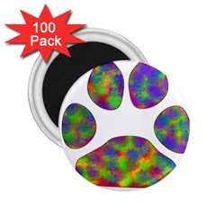 Paw 2.25  Magnets (100 pack)