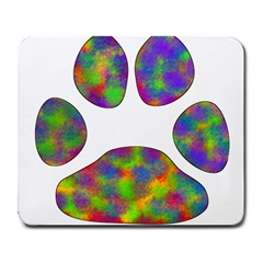 Paw Large Mousepads