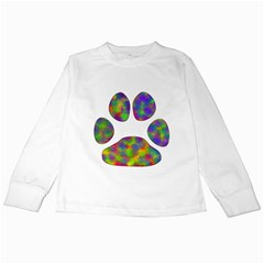 Paw Kids Long Sleeve T Shirts