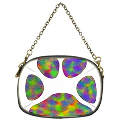 Paw Chain Purses (one Side)