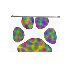 Paw Cosmetic Bag (Large)