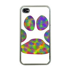 Paw Apple Iphone 4 Case (clear)
