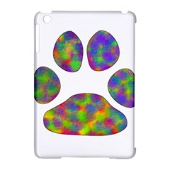 Paw Apple Ipad Mini Hardshell Case (compatible With Smart Cover)