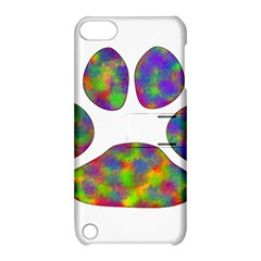 Paw Apple iPod Touch 5 Hardshell Case with Stand