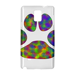 Paw Samsung Galaxy Note 4 Hardshell Case