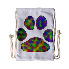 Paw Drawstring Bag (Small)