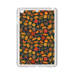 Pattern Background Ethnic Tribal iPad Mini 2 Enamel Coated Cases