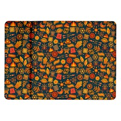 Pattern Background Ethnic Tribal Samsung Galaxy Tab 10.1  P7500 Flip Case