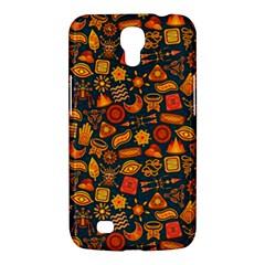 Pattern Background Ethnic Tribal Samsung Galaxy Mega 6 3  I9200 Hardshell Case