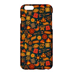 Pattern Background Ethnic Tribal Apple iPhone 6 Plus/6S Plus Hardshell Case