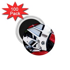 Footrests Motorcycle Page 1.75  Magnets (100 pack)