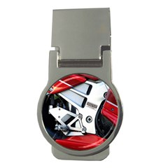 Footrests Motorcycle Page Money Clips (round)