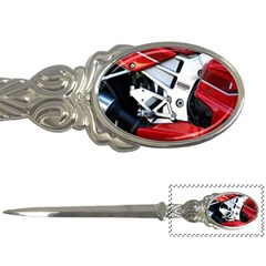 Footrests Motorcycle Page Letter Openers