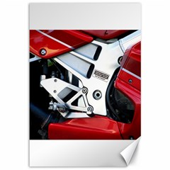 Footrests Motorcycle Page Canvas 12  x 18