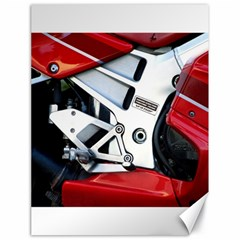 Footrests Motorcycle Page Canvas 18  X 24