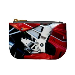 Footrests Motorcycle Page Mini Coin Purses